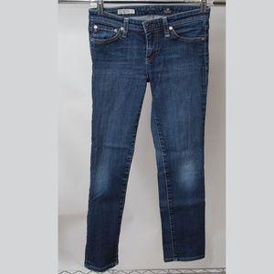 AG Jeans The Stilt Cigarette Leg Jeans 25